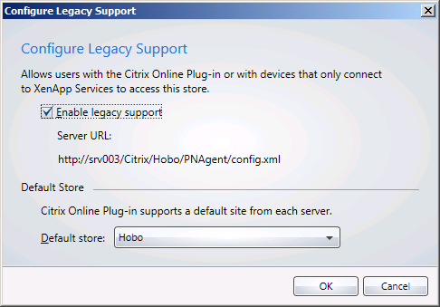 Citrix_StoreFront_Enable_Legacy_Support_002
