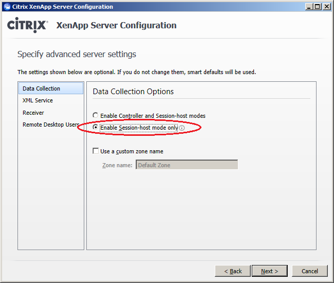 How to create a Citrix XenApp vDisk_001