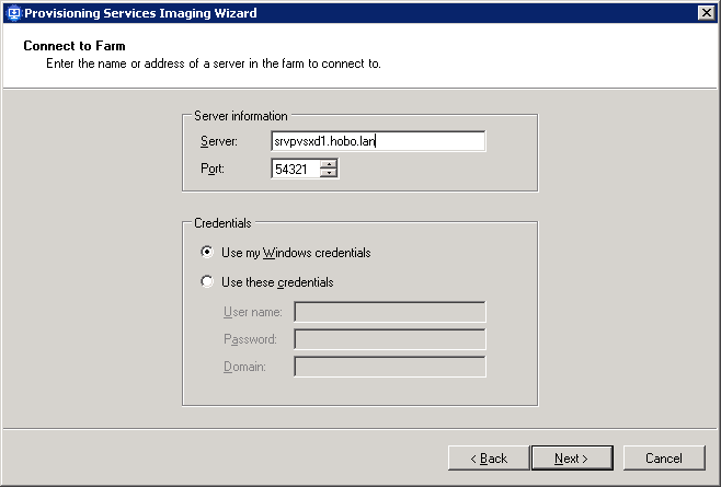 How to create a Citrix XenApp vDisk_007