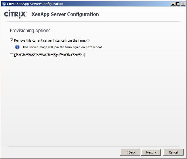 How to create a Citrix XenApp vDisk_022
