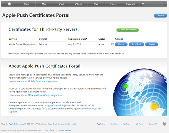 How to get an APNS (Apple Push Notification Service) certificate for ...