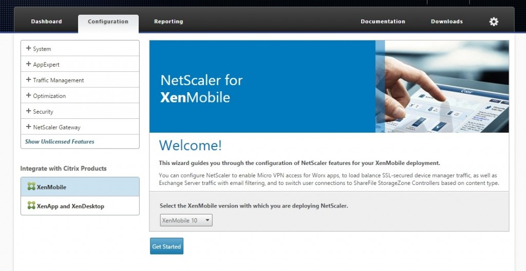 How to setup Citrix XenMobile 10 - 029