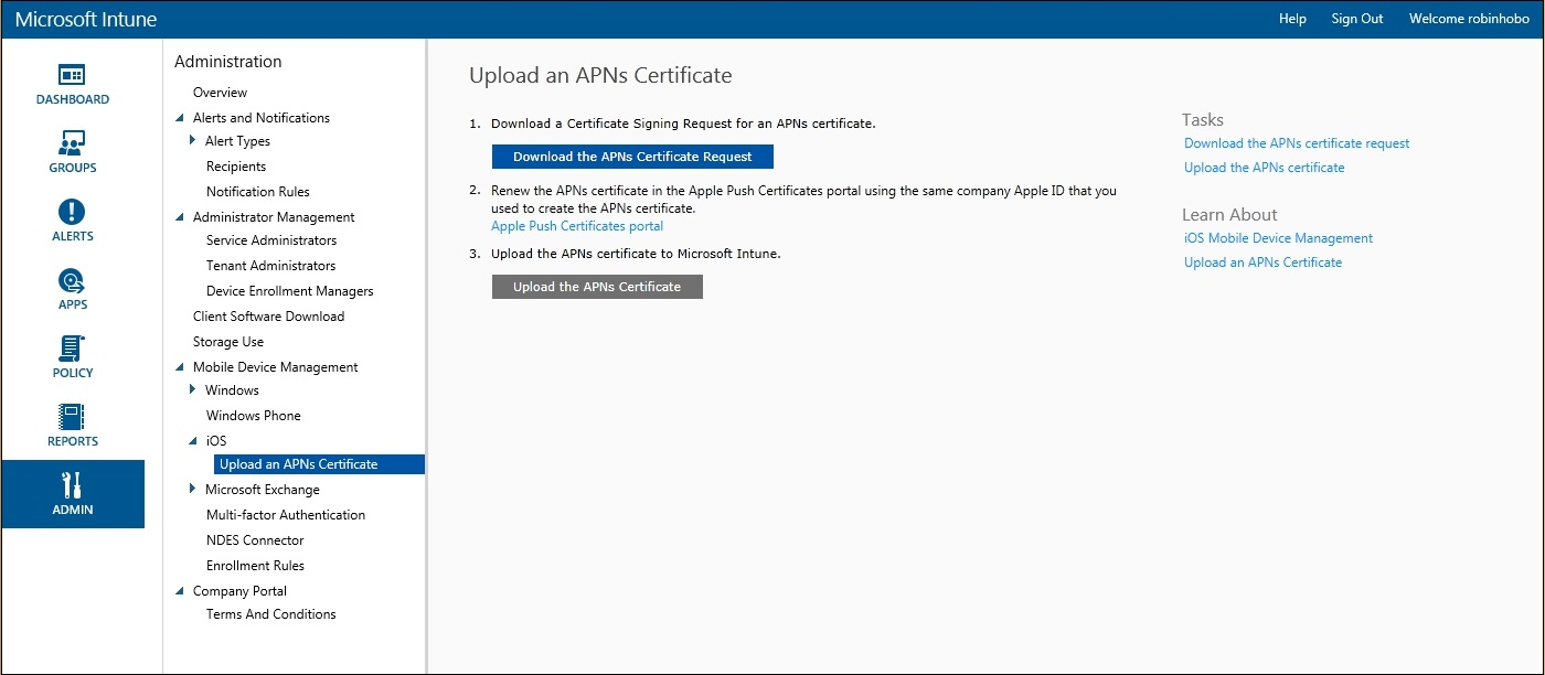 How to setup Microsoft Intune 017