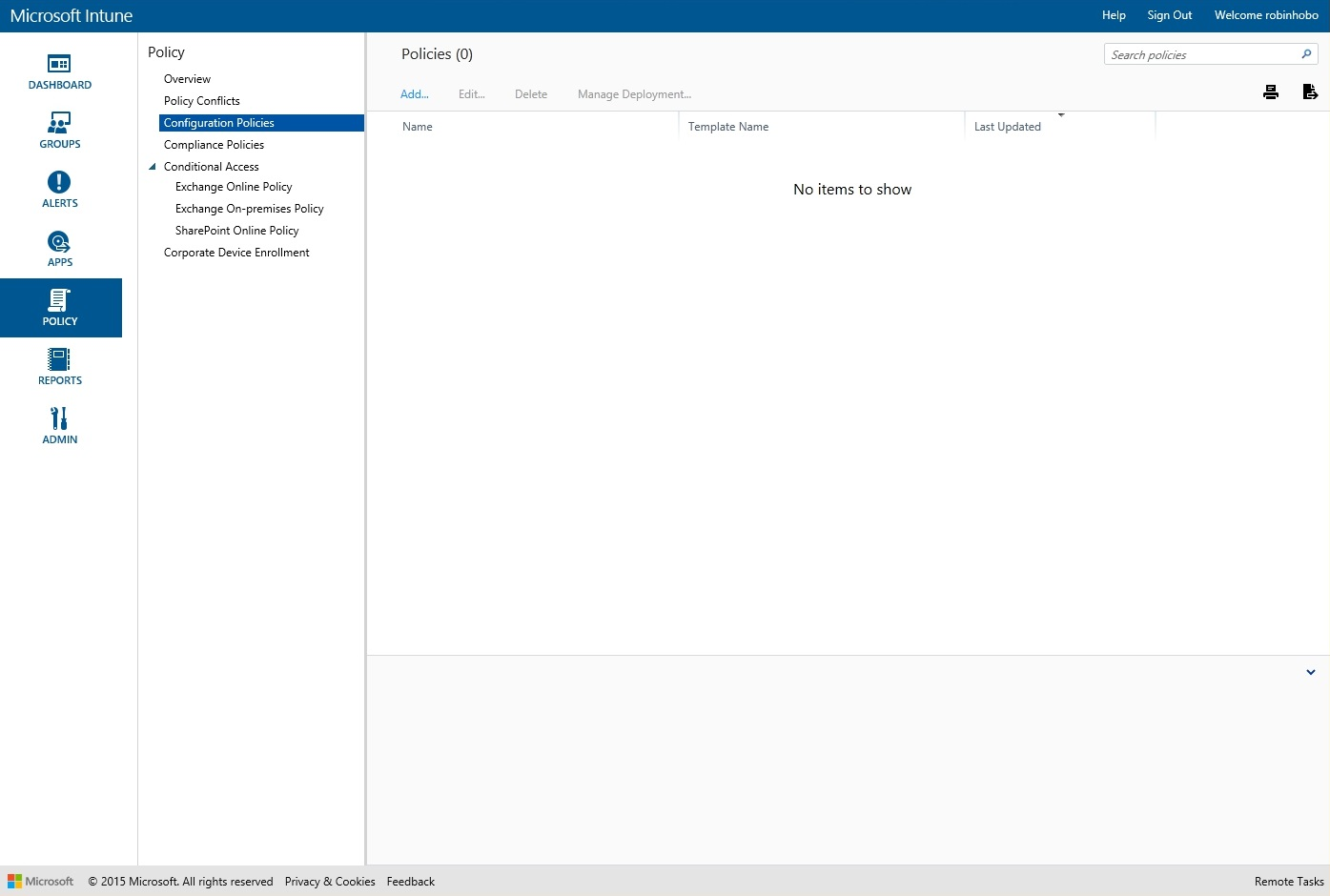 How to setup Microsoft Intune 029