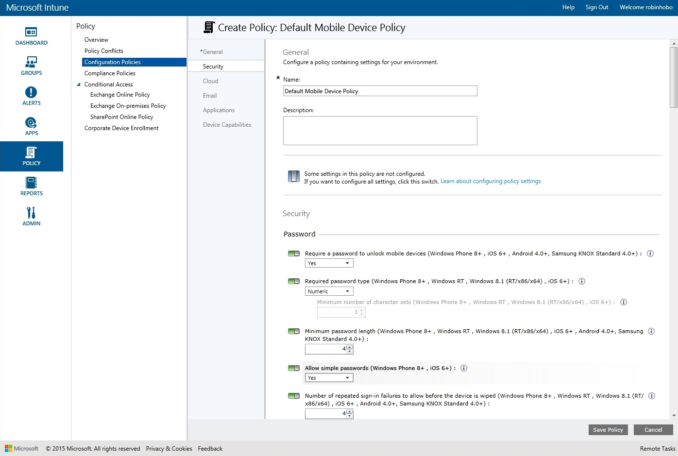 How to setup Microsoft Intune 031
