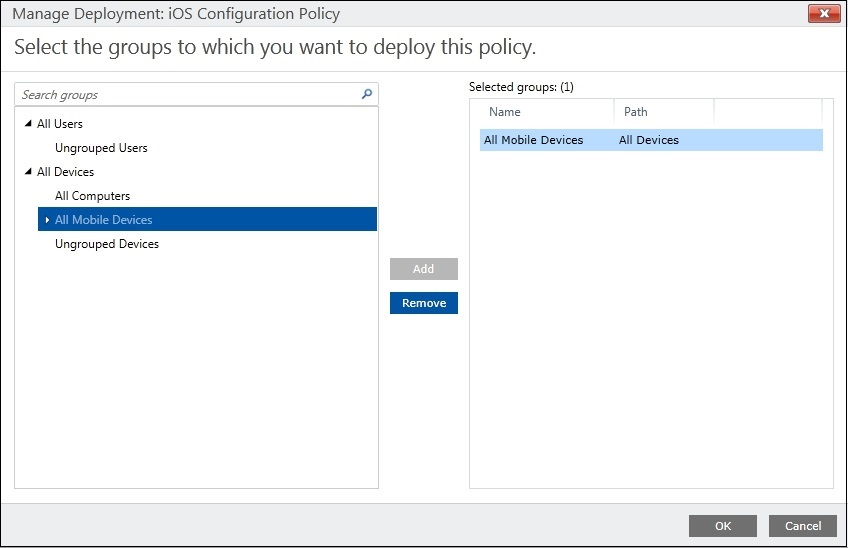 How to setup Microsoft Intune 044