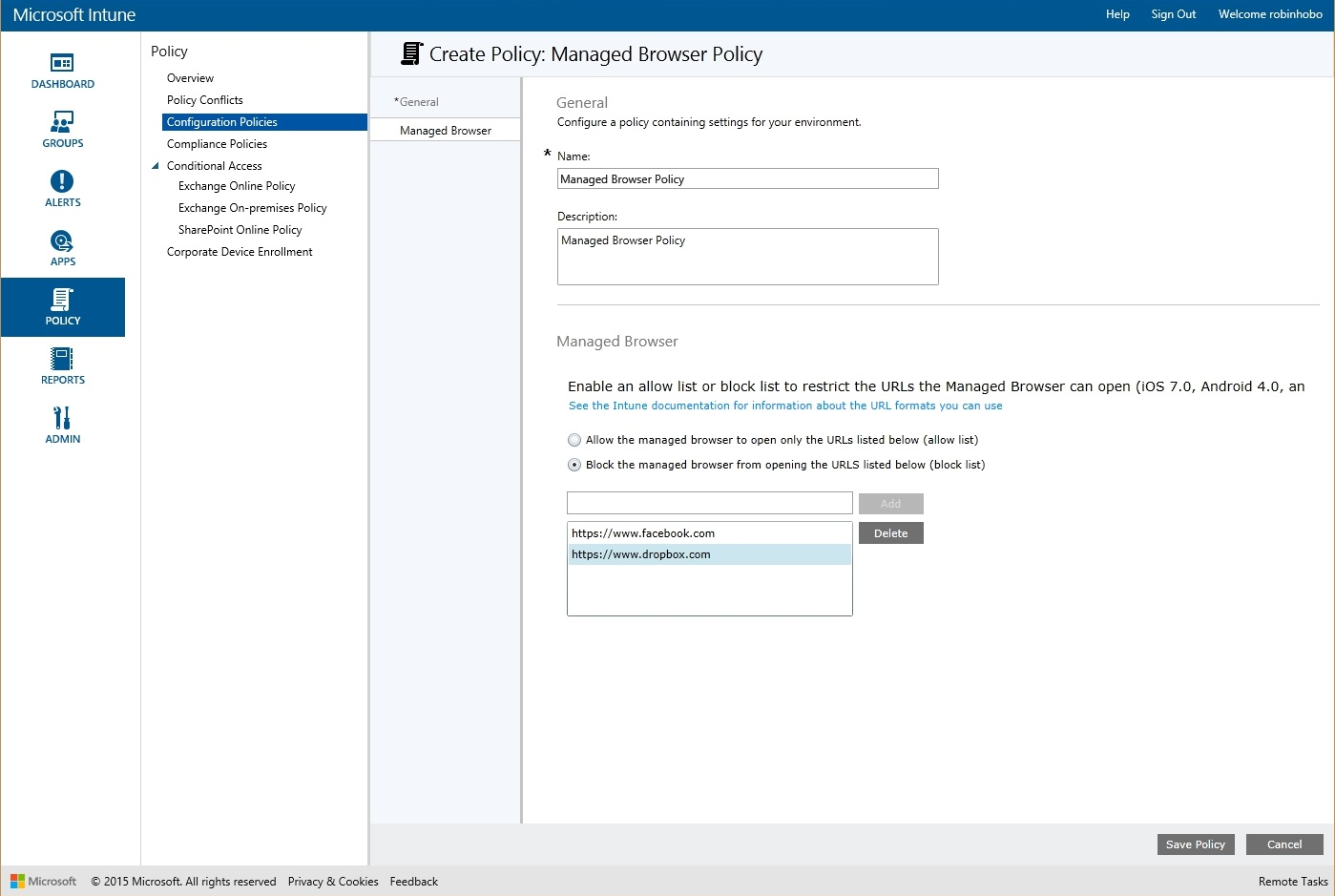 How to setup Microsoft Intune 046