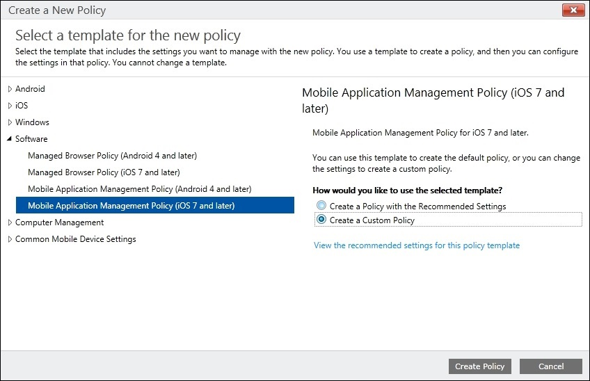 How to setup Microsoft Intune 047