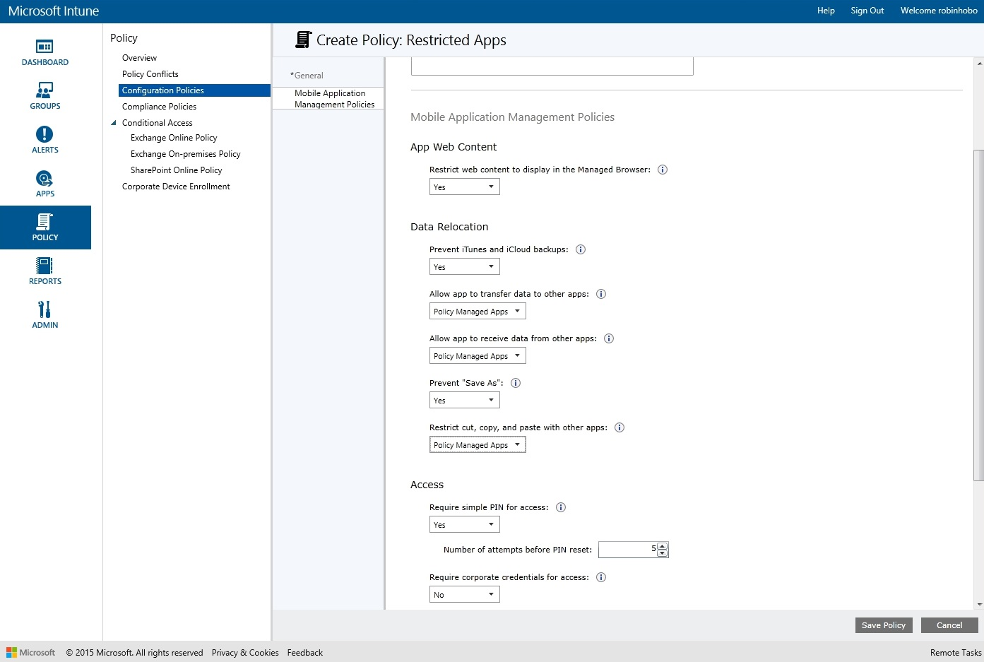 How to setup Microsoft Intune 048
