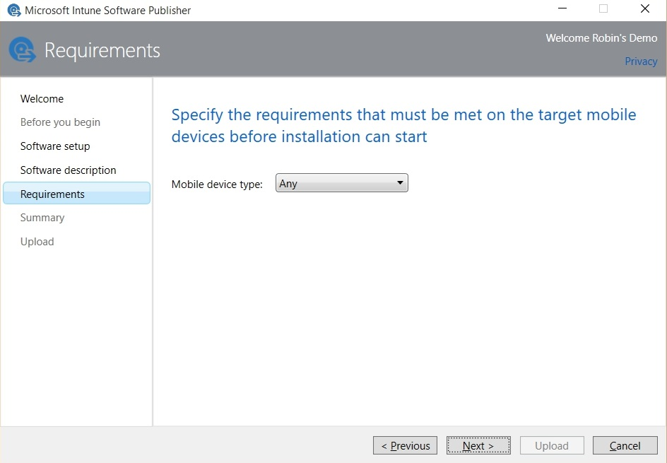 How to setup Microsoft Intune 055