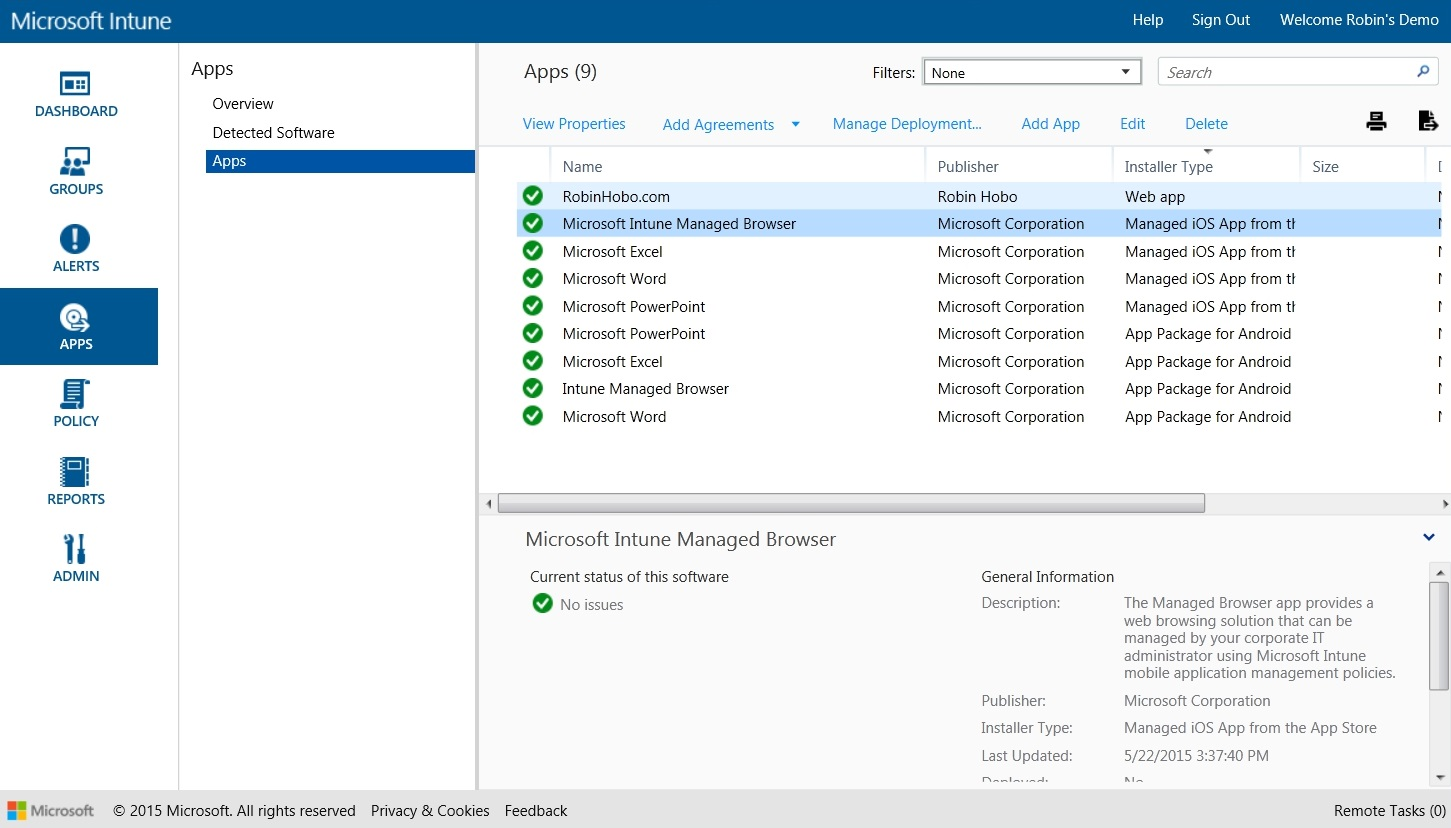 How to setup Microsoft Intune 058