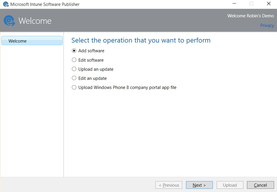 How to setup Microsoft Intune 051