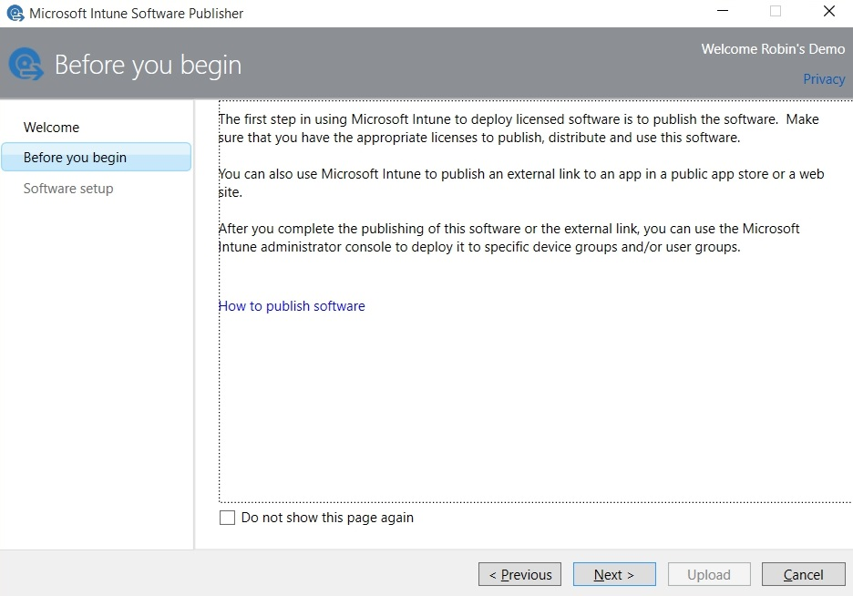 How to setup Microsoft Intune 052