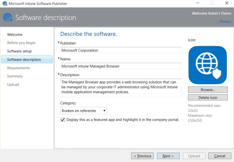 How to setup Microsoft Intune 054