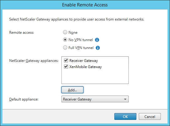 How to integrate Citrix XenApp / XenDesktop with Citrix XenMobile 10.x 007