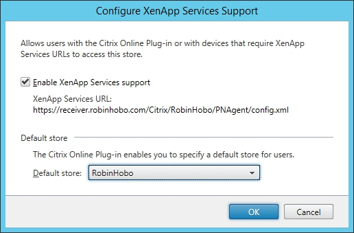 How to integrate Citrix XenApp / XenDesktop with Citrix XenMobile 10 x