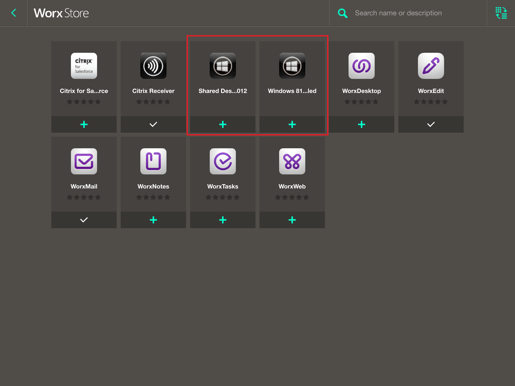 How to integrate Citrix XenApp / XenDesktop with Citrix
