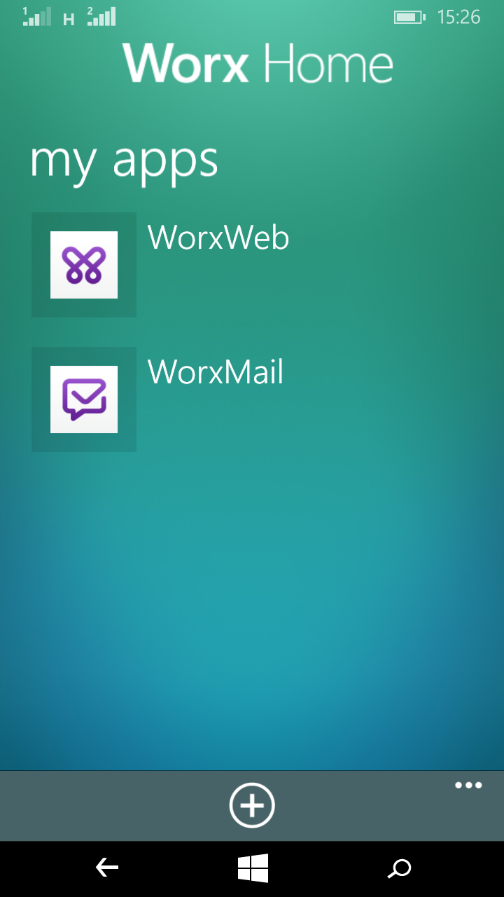 Wrapping and Deploying Windows Phone 8 1 Apps with Citrix