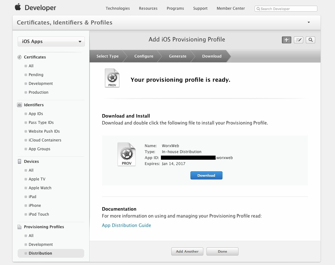 Apple Developer Account Setup 026
