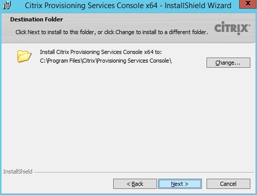 Installing and Configuring Citrix Provisioning Service 7 7 and