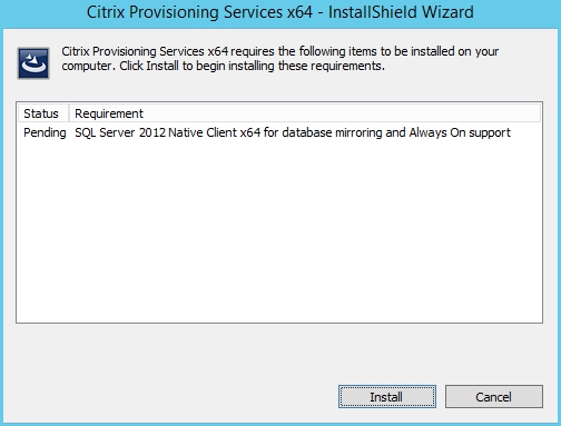 Installing and Configuring Citrix Provisioning Services 7.7 - 008