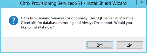 Installing and Configuring Citrix Provisioning Services 7.7 - 009