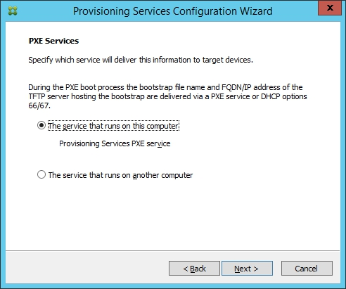 Installing and Configuring Citrix Provisioning Services 7.7 - 018