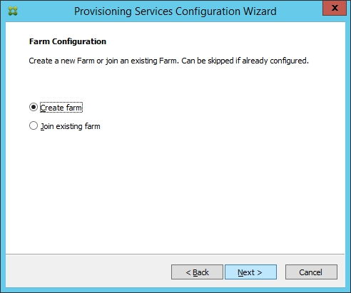Installing and Configuring Citrix Provisioning Services 7.7 - 019