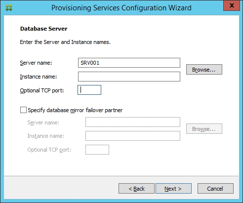 Installing and Configuring Citrix Provisioning Services 7.7 - 020