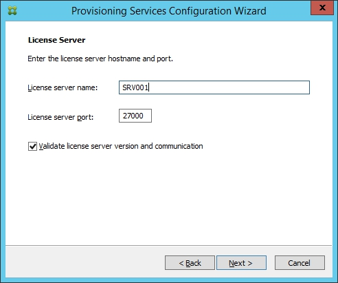 Installing and Configuring Citrix Provisioning Services 7.7 - 023
