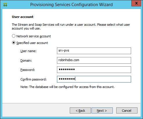 Installing and Configuring Citrix Provisioning Services 7.7 - 024