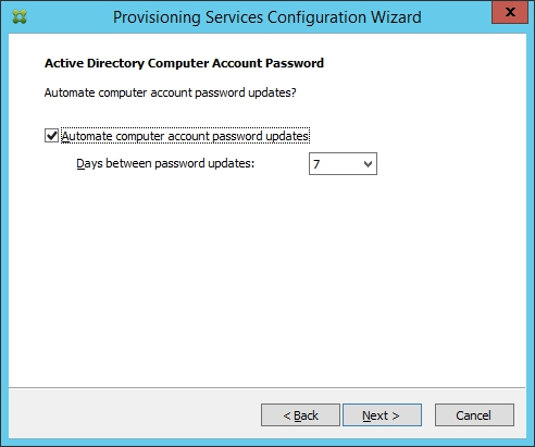 Installing and Configuring Citrix Provisioning Services 7.7 - 025
