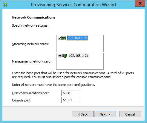 Installing and Configuring Citrix Provisioning Services 7.7 - 026