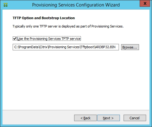 Installing and Configuring Citrix Provisioning Services 7.7 - 027