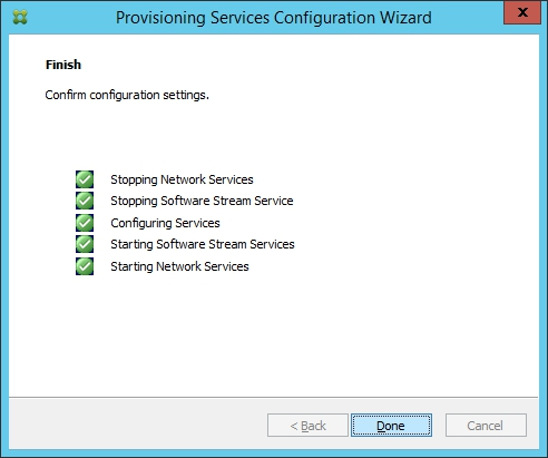 Installing and Configuring Citrix Provisioning Services 7.7 - 030