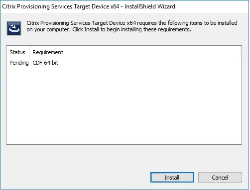 Installing and Configuring Citrix Provisioning Services 7.7 - 031
