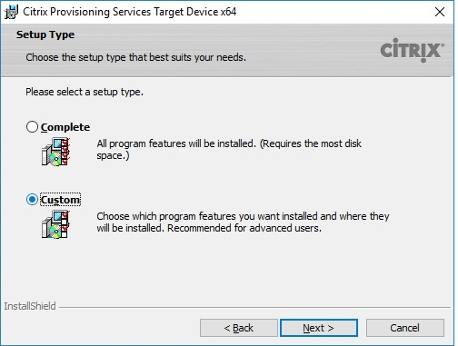 Installing and Configuring Citrix Provisioning Services 7.7 - 036-b