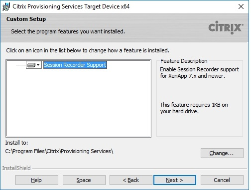 Installing and Configuring Citrix Provisioning Services 7.7 - 037-b