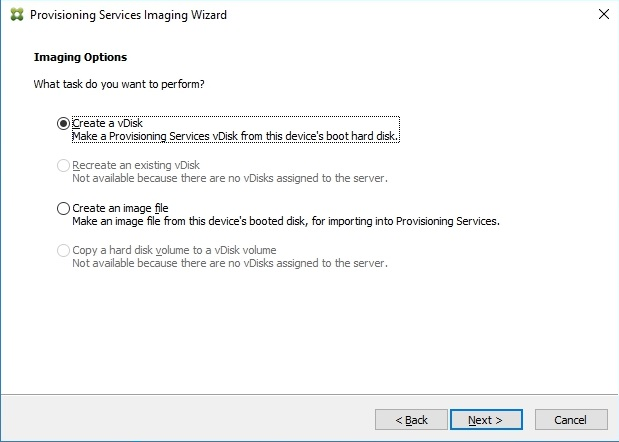 Installing and Configuring Citrix Provisioning Services 7.7 - 043