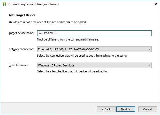 Installing and Configuring Citrix Provisioning Services 7.7 - 044