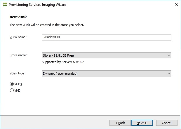 Installing and Configuring Citrix Provisioning Services 7.7 - 045