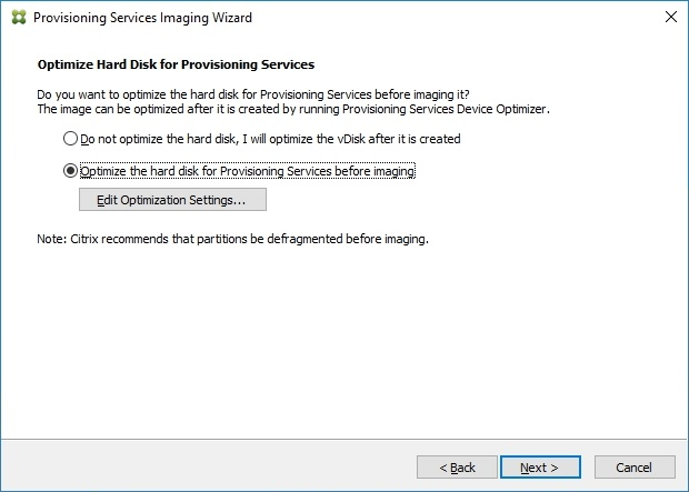 Installing and Configuring Citrix Provisioning Services 7.7 - 048