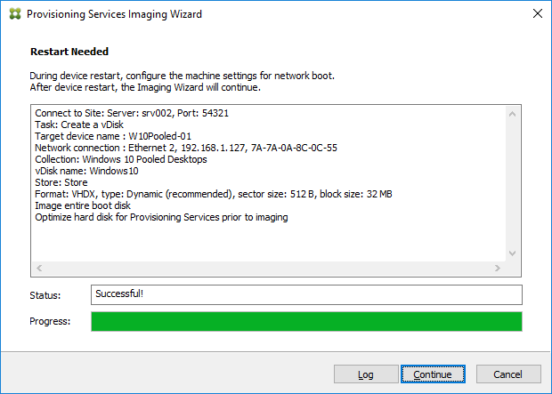 Installing and Configuring Citrix Provisioning Services 7.7 - 052