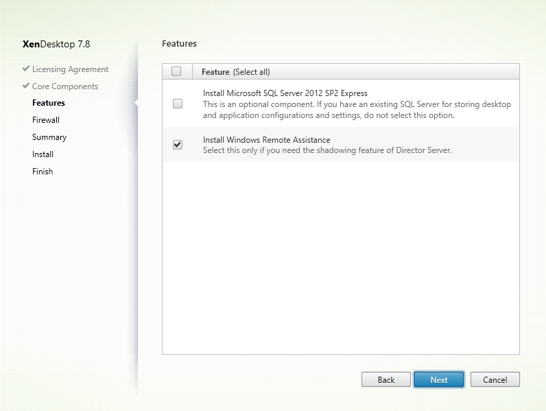 Installing and Configuring Citrix XenDesktop 7.8 - 005