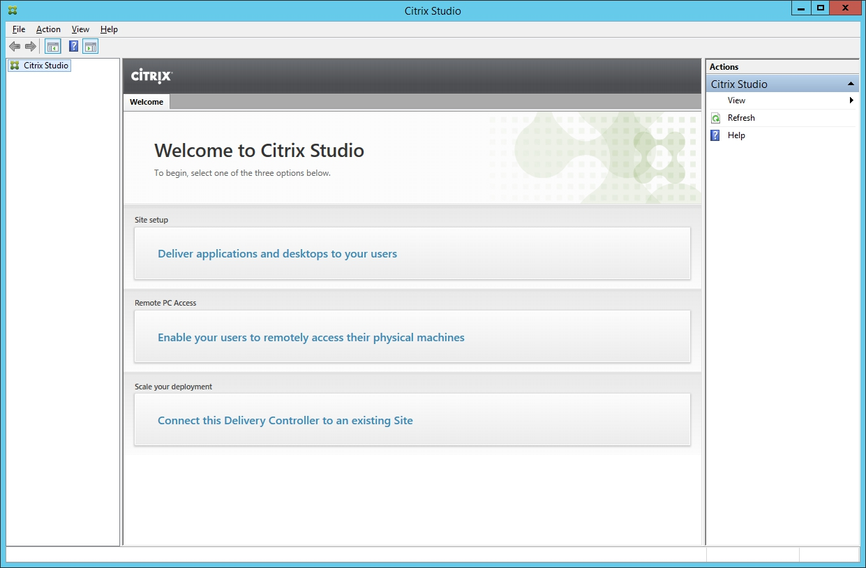 Installing and Configuring Citrix XenDesktop 7.8 - 009