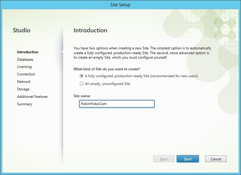 Installing and Configuring Citrix XenDesktop 7.8 - 010