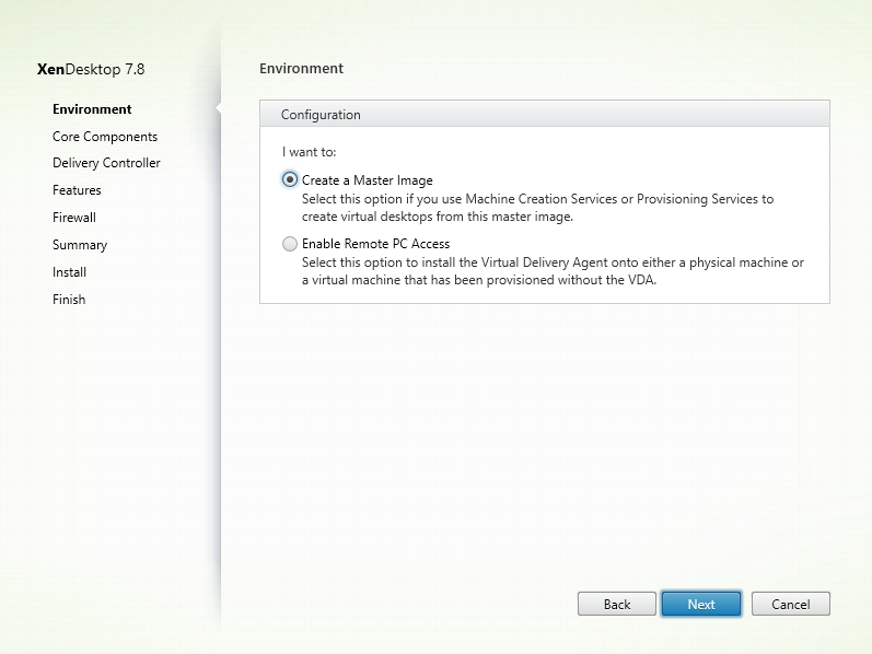 Installing and Configuring Citrix XenDesktop 7.8 - 020