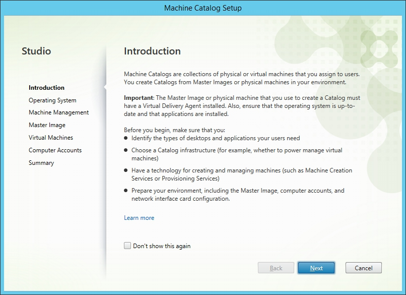 Installing and Configuring Citrix XenDesktop 7 8 and