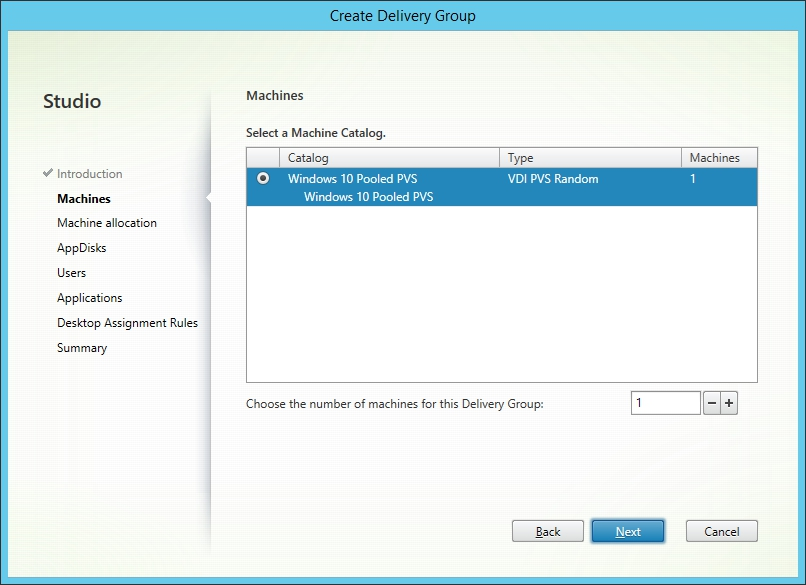 Installing and Configuring Citrix XenDesktop 7.8 - 037
