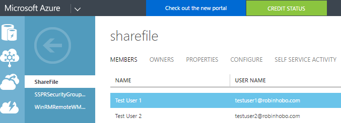 Configuring Citrix ShareFile SSON with Azure AD - 002